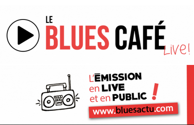 Blues Café Live avec Manu Lanvin