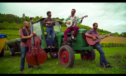 La cité de la voix à Vezelay emballée par les Bandini !